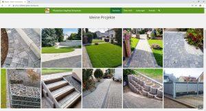 Startseite Projektgalerie Vorschau